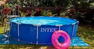 Piscine Pas Cher Tubulaire : belle piscine ronde tubulaire pas cher ~ Dailycaller-alerts.com Idées de Décoration