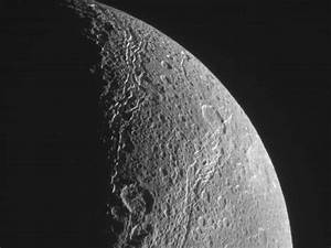 Pictures of Saturn's moons Dione and Enceladus | Space ...