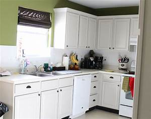 painting oak cabinets thriving home With kitchen colors with white cabinets with kids love stickers com