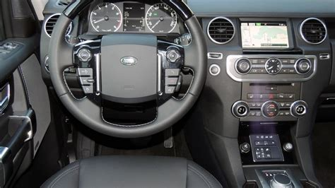land rover lr4 interior 2016 land rover lr4 luxury review wheels ca
