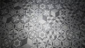 Carreaux De Ciment Hexagonaux : poser du carrelage carrelage hexagonal carreaux m tro carreaux de ciment youtube ~ Melissatoandfro.com Idées de Décoration