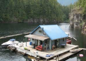 houseboat hah buy a full floating cabin porch garden