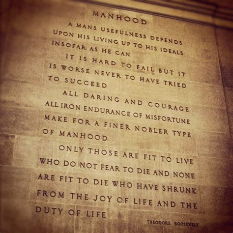 Theodore Roosevelt Quotes On Leadership