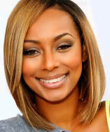 Hairstyle Straight Short Hair for Black Women
