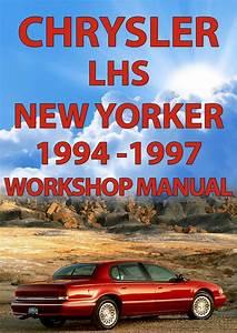 1994 Chrysler Manual Guide