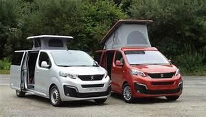 Peugeot Expert Traveller : iroise pose sa griffe sur le peugeot expert fourgon van ~ Gottalentnigeria.com Avis de Voitures