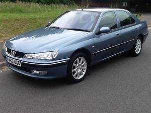 Peugeot 406 S Hdi  Metallic Blue  2003