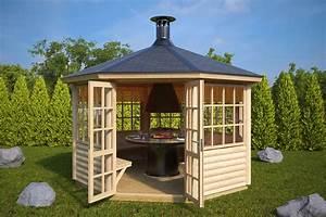 bbq hut seattle 95m2 55mm 36 x 33 m With katzennetz balkon mit garde hut