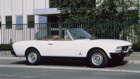 image gallery 1966 peugeot 504 cabriolet