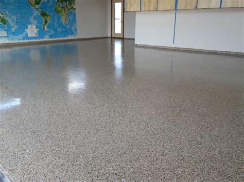 white garage floor coating epoxy  makeover large