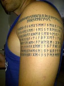viking rune tattoo by ZaackViking | Norse and Runic ...