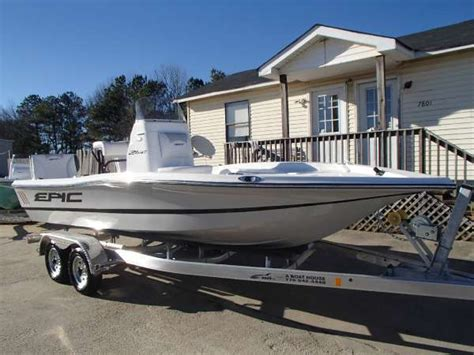 Epic Boats 21sc by 2016 New Epic 21sc Bay Boat For Sale 30 495
