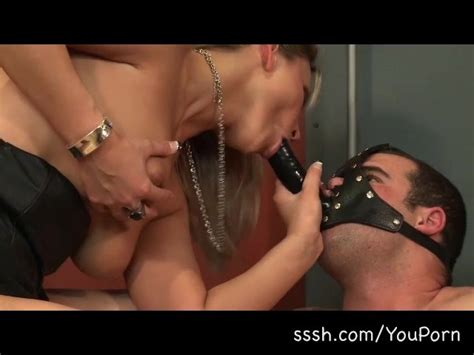 Wife Dominating Her Husband With Bdsm Sex Toys Free Porn