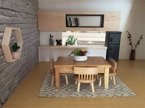 15 Funny Diy Miniature Furniture Ideas