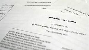 obama administration releases surveillance documents With documents released by government