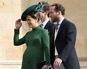 All the Celebrity Guests in Attendance at Princess Eugenie ...