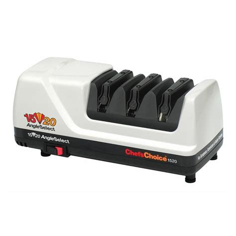 Chef S Choice Knife Sharpener How To Use by Chefs Choice Angleselect Knife Sharpener