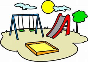 Image result for kids playground clip art