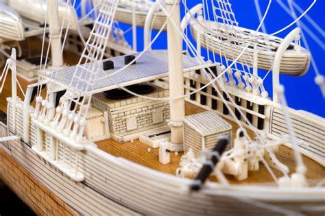 prepare  set sail  david warther carvings amish