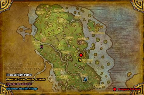 Siege Of Niuzao Temple Heroic Dungeon Guide Wod Entrance Blackwing Descent