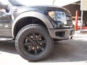 Ford F-150 with Hankook Dynapro ATM Tire