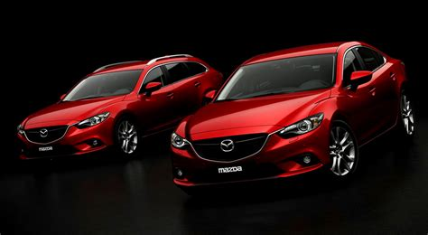 Gambar Mobil Mazda 6 by 2013 Mazda 6 Sedan And Wagon Autonetmagz Review Mobil