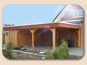 Carport Aus Holz : carports aus holz leimholz nach ma von ~ Whattoseeinmadrid.com Haus und Dekorationen