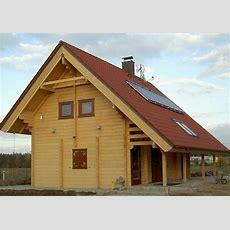 Holzhäuser, Holzhaus Blockhaus Schwedenhaus, Kleines