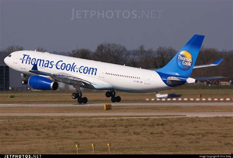 G-OJMC | Airbus A330-243 | Thomas Cook Airlines | Chris ...