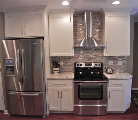 kitchens without backsplash a splash with your backsplash design current in