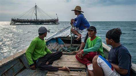 nelayan bengkulu bisa melaut hemat  bahan bakar gas monitor