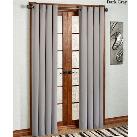ultimate blackout grommet curtain panels