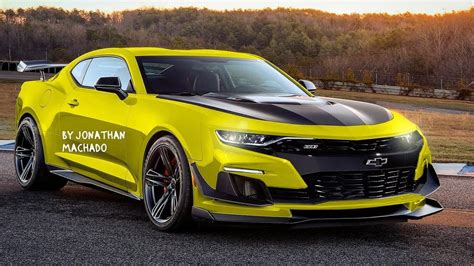 2020 Chevrolet Camaro 2020 chevrolet camaro zl1 1le convertible 2019 2020 chevy
