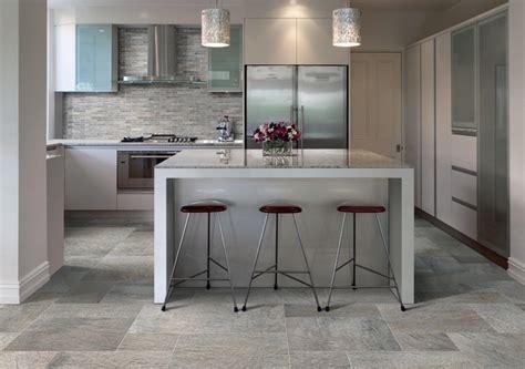 Ceramic And Porcelain Tile Ideas Contemporary Kitchen