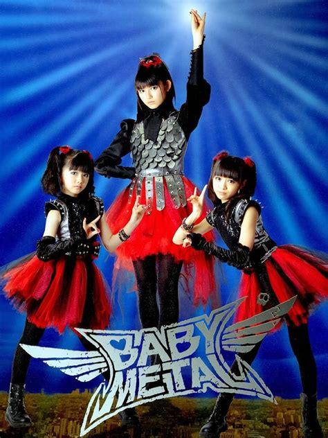 babymetal iine idol pop death metal hip hop happy trancehardcore astronerdboy