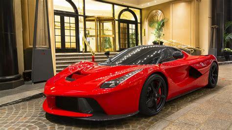 法拉利Laferrari,红色法拉利跑车壁纸高清大图预览1920x1080_汽车壁纸下载_彼岸桌面