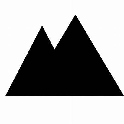 Svg Mountain Icon Commons Wikipedia Pixels Wikimedia