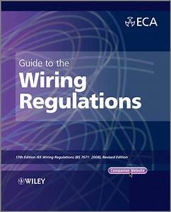 Guide To The Iet Wiring Regulations By Electrical