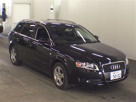 2006 Audi A4 by 2006 Audi A4 Avant 2 0 Attraction Japanese Used Cars
