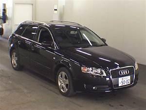Audi A4 2006 : 2006 audi a4 avant 2 0 attraction japanese used cars auction online japanese second hand cars ~ Medecine-chirurgie-esthetiques.com Avis de Voitures