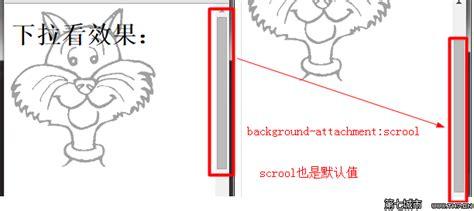 Background Attachment Css Css Background Attachment属性