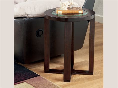 Marion Round Coffee Table With 4 Backless Stools