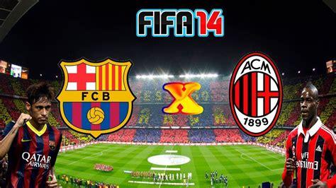 FB: Bolão: Barcelona x Milan ? | Yahoo Answers