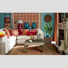 5 Simple Ideas For Mexican Style Interiors
