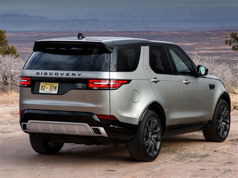 Land Rover Discovery Photo by 2018 Land Rover Discovery Review Design Engine Release