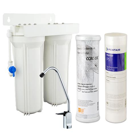 water filtration system for kitchen sink aliexpress com buy household dual undersink water filter