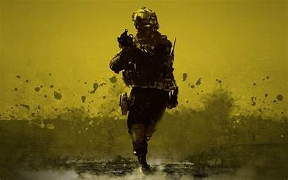 Soldier Combat Wallpapers Desert Soldiers Medic Army