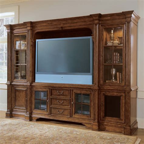 Tv Stands With Bookcases by Plasma Console Deck Tv Stand Villa Cortina Bookcase