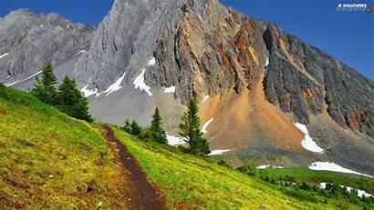 Meadow Mountains Desktop Wallpapers Alma Published