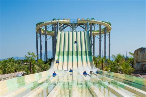 splashworld provence waterpark opens  france